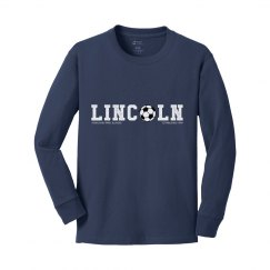 KIDS: Lincoln Soccer Long Sleeve (more colors)