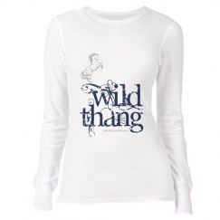Wild Thang Long-Sleeve
