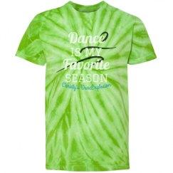 Youth Tie-Dye Cyclone Pinwheel Tee
