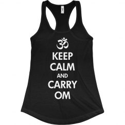 Keep Calm & Carry Om