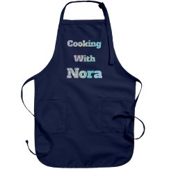 Cooking with Nora Apron