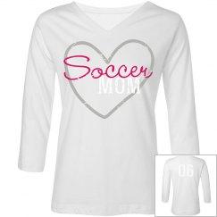 3/4 Length Soccer Mom