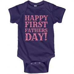 Father's Day Bodysuit