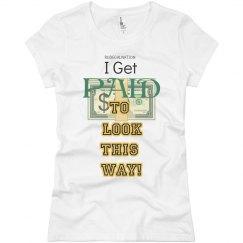 Paid Model Shirt