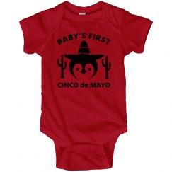 Cinco de Mayo Baby