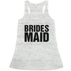 Bridesmaid Tank Bold