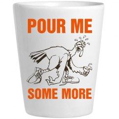 Pour More Bourbon