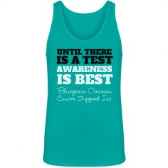 Awareness Teal Tank