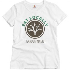 Custom Add Your Garden Logo