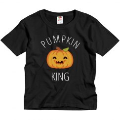 The Cutest Pumpkin King