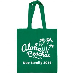 Aloha Beaches Bag
