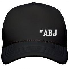 #ABJ Snapback Trucker Hat