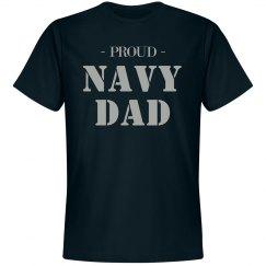 Proud Navy Dad