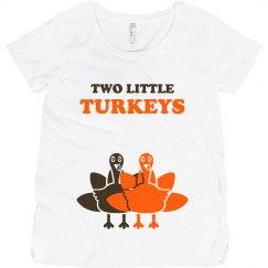 Thanksgiving Twins