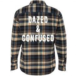 Dazed & Confused Flannel