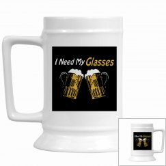 Beer Drinker Humor Stein