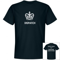 KEEP CALM DISPATCH