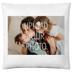 Upload Your Photo Custom Sequin