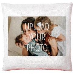 Upload Your Photo Custom Sequin