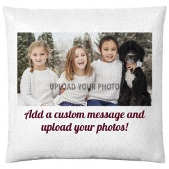 Custom Photo & Message Unique Gift