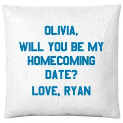 Custom Names Homecoming Proposal