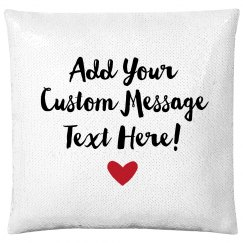 Romantic Custom Hidden Message Gift