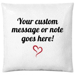 Romantic Secret Custom Message