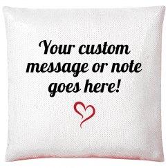 Romantic Secret Custom Message