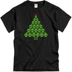 Skull Christmas Tree