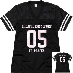 Theatre is my Sport