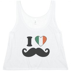 I Heart Irish Staches