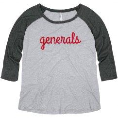Generals Womens Glitter