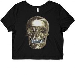 Chrome Skull Shirt