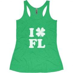 I Love St Patricks in Florida