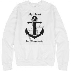 Anchored in Minnesota