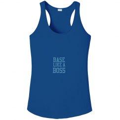 Custom Cheerleader Boss Tank Top