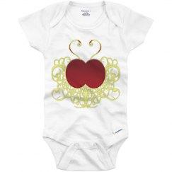 Noodlitude infant Gerber onesie