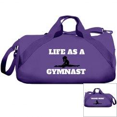 Life as a gymnast