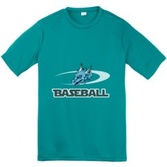 Youth Athletic Performance Tee