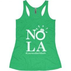 NOLA Bachelorette Green