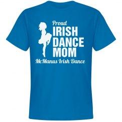 Irish Dance Mom