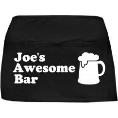 Custom Bar Waist Apron