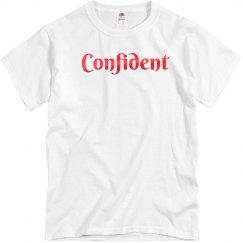 Confident Tee