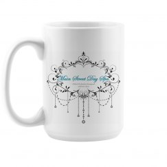Main Street Day Spa Logo Coffee Mug