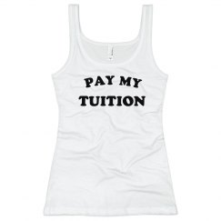 Pay My Tuition Tank
