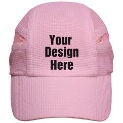 Custom KC Caps Running Hat