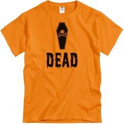 Haunted Dead Halloween Tshirt