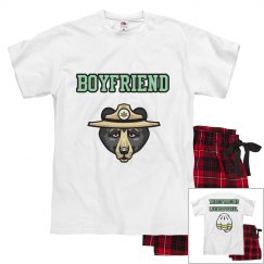 TheOutboundLiving Boyfriend PJ Set