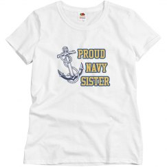 Proud Navy Sister