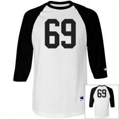 Sports number 69